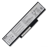 Аккумулятор / батарея для ноутбука Asus A72, A73, K72, K73, N71, N73 series, black, 4400mAhr, 10.8-11.1v